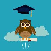 Education design illustration. — Stock Vector