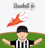 Sport design illustration. — Stockvector