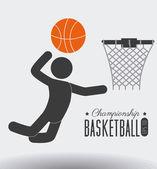 Sport design illustration. — Stock Vector