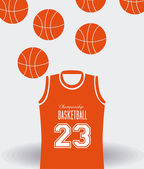 Sport design illustration. — Vector de stock