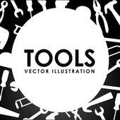 Tools icon — Stock Vector