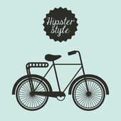 Hipster lifestyle  — 图库矢量图片