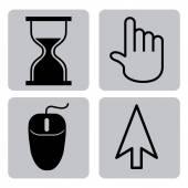 鼠标指针 — 图库矢量图片