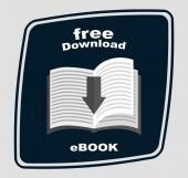 E-book concept design — Stok Vektör