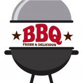 Barbecueën — Stockvector