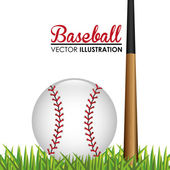 Sport design, vector illustration. — Stockvector