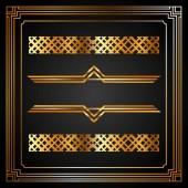 Gold background  — Cтоковый вектор