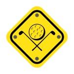 Golf sport  — Stock Vector #67195747