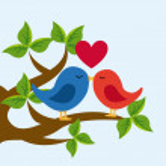 Love card — Stock Vector #67389453