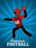 Sports design, vector illustration. — Stock Vector