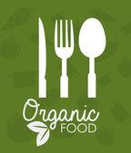 Food design illustration — Stock Vector
