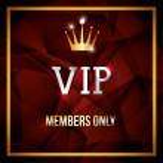 VIP design. — Stock Vector #68535579