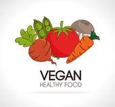 Food design. — Stock Vector