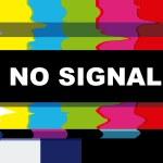 Tv no signal  — Stock Vector #69546599
