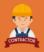 Construction design. — Stock Vector