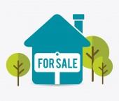 Conception de l'immobilier. — Vecteur