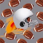 Sports design illustration — Vetor de Stock