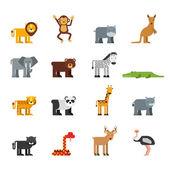 Animal cute  — Stock vektor