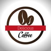 Coffee design. — Stock Vector