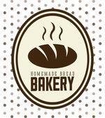 Bakery shop — Stock Vector