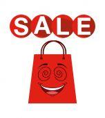 Shopping tags  — Stock Vector