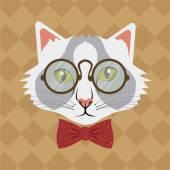 Cat design. — Stock Vector