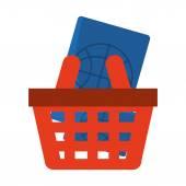 Icono de compra — Vector de stock