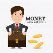 Money design. — Cтоковый вектор