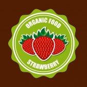Köstliche frucht — Stockvektor