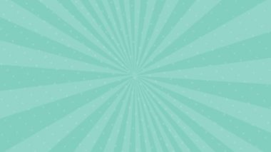 Blue background, Video animation — Стоковое видео
