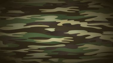 Military background Video animation — Stock Video