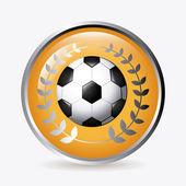 Football soccer  — Stock Vector