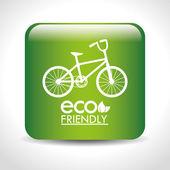 Ecology design. — Cтоковый вектор