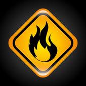 Предупреждение сигналы — Cтоковый вектор