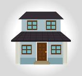 Home design. — Stock Vector