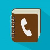 Design telefono. — Vettoriale Stock