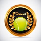 Sport di tennis — Vettoriale Stock