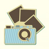 Photography icon  — Stock Vector