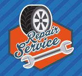 Repair service  — Vetor de Stock