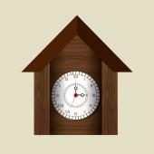 Zaman tasarımı. — Stok Vektör
