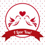 Love card — Stock Vector #76489109