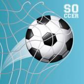 Conception d'emblème sport — Vecteur