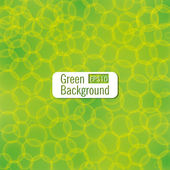 Green background design. — Stock Vector