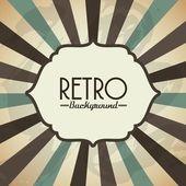 Retro podtisku — Stock vektor