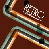 Retro background design — Stock Vector