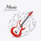 Music digital design. — Stock Vector