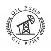 Gasoline icon design — Stock Vector