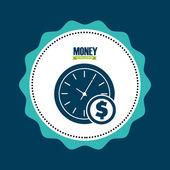 Money concept design — Stock Vector