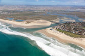 Swartkops River Mouth - Port Elizabeth — Foto Stock
