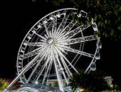 Cape Town Wheel — Stock Photo